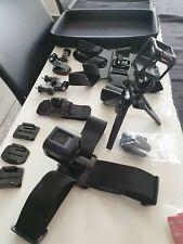 GoPro HERO4 Session Kamera  mit viel Zubehör