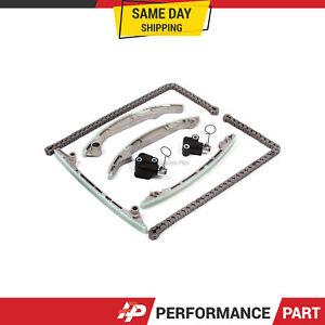 Timing Chain Kit for 04-10 Infiniti QX56 Nissan Armada Pathfinder Titan VK56DE