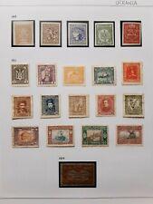 UCRANIA . Lote de sellos antiguos.