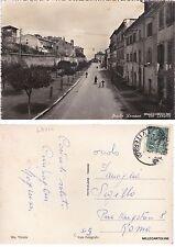 # ORIOLO ROMANO:  VIA CLAUDIA   1955