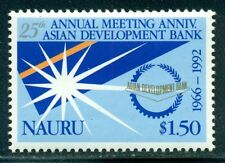 NAURU 396 SG404 MNH 1992 $1.50 Asian Development Bank Cat$3