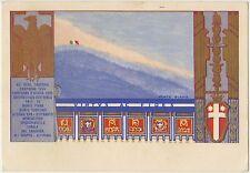 55° REGGIMENTO FANTERIA MARCHE - MONTE PIANA - ILL.GHIZZONI V.TA 1939