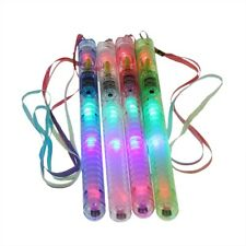 96 pcs Flashing Light up Wand Stick with Multicolors Blinking LED Close Out Sale
