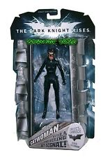 THE DARK KNIGHT RISES MOVIE SERIES MASTERS CATWOMAN BUILD PROJECTING BAT-SIGNAL