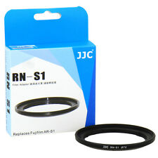 JJC RN-S1 Filter Adapter for FUJIFILM FinePix S1 Camera replace AR-S1