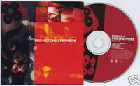 RED HOT CHILI PEPPERS The Hits UK 5-trk promo CD sampler
