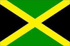 Bandera De Jamaica-Fun coche / la ventana de Sticker + 1 Gratis-Nueva-Regalo