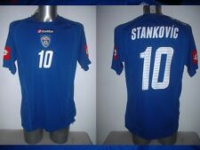 Serbia & Montenegro STANKOVIC Shirt XL Jersey Football Soccer Lotto BNWT New