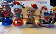 SOLAR powered Dancing Toys - LOT OF 4