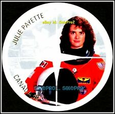 CANADA 2003 CANADIAN ASTRONAUT JULIE PAYETTE MINT FACE 48 CENT MNH BOOKLET STAMP