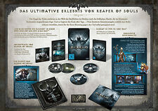 Diablo III Reaper of Souls, Collectors Edition, Add on, PC/Mac, nuevo & OVP