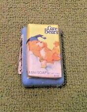 1986 Care Bears Travel Mini Soap NIB NOS Rare Ducair Toys Bears Stuffed Animals