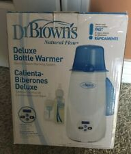 New - Dr. Brown's Natural Flow Deluxe Baby Bottle Warmer