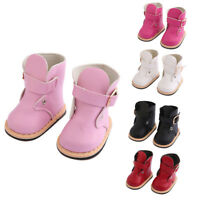 Cute Fashion Toy Boots Shoes Clothes Accessory For 18 Inch American Girl Doll