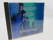 CD - BEVERLY RIEGER Dancers of The Flame - Maya 3-Stone place Milky Way 1996