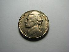 1954-S Uncirculated Jefferson Nickel