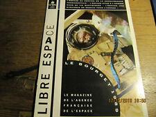 Revue Libre espace - Le Bourget 1989