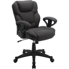 Big And Tall Manager Chair Mesh Fabric Serta Office Furniture Computer Executive