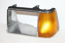 81-84 Ford Escort Mercury Lynx Headlight Bezel & MARKER Light LH  E1EB-13216-AE