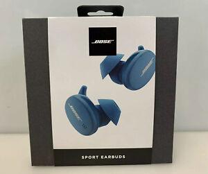 Bose Sport Earbuds - Baltic Blue 805746-0020