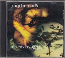 COPTIC RAIN - discovery e.p. CD