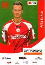 alte Autogrammkarte FSV Mainz 05  Petr Ruman