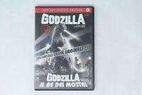 DVD GODZILLA BOX SET SPECIAL EDITION CECCHI GORI 2003  DVD [QI-026]