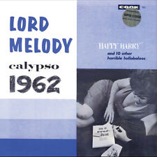 Lord Melody 1962 - Lord Melody (2009, CD NIEUW) CD-R