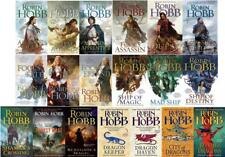 ULTIMATE Robin Hobb Fantasy Paperback Collection 6 COMPLETE Series 19 Book Set
