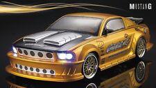 1:10  Lexan Body / Karosserie  Mustang GT350 Custom    (clear+decals )