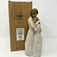 Willow Tree 2008 Close To Me Mother Child Daughter Figurine Figure