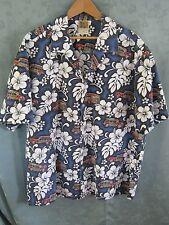 Winnie Fashion Size 2XL Hawaiian Aloha Shirt Made in Hawaii