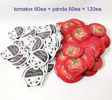 x 120 Tomatox White Massage Pack & Panda's Dream White Magic Facial Sample size