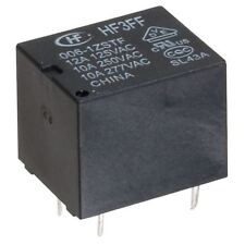 Hongfa 6VDC 10A SPDT Compact Miniature Cube Power Relay  HF3FF0061ZSTF Hongfa