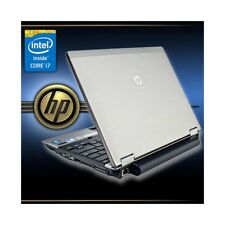 "PORTATILE NOTEBOOK HP 2540p 12,1"" i7  WIN 7 PRO 4GB 250GB FIREWIRE BLUETOOTH-"
