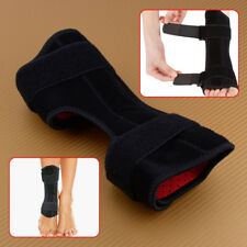 Foot Drop Orthotic Correction Ankle Plantar Fasciitis Splint Support Brace Strap