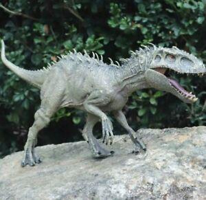 Large Indominus Rex Dinosaur T-Rex Action Figure Toy Model PVC 34cm Gift UK