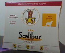 COLLARE SCALIBOR PER CANI TAGLIA GRANDE 65 CM