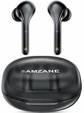 New listing Bluetooth Headphones Amzane V5.0 Deep Bass HiFi Stereo Sound Touch True Wirel.