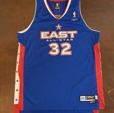 2ee8f829f2f6 Rare Vintage Reebok NBA 2005 All Star Game Miami Heat Shaquille O Neal  Jersey