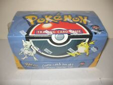 POKEMON BASE (#2) CD-ROM 2 PLAYER STARTER SETS FACTORY SEALED BOX OF (8) U.S.