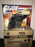 Hasbro G.I. Joe Retro Cobra HISS H.I.S.S. Vehicle Tank - In Hand NIB