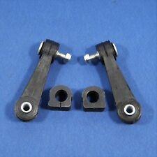 2 Koppelstangen und 2 Gummilager für Stabilisator vorn VW Golf IV Audi A3