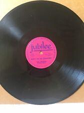 The Orioles - Don't Go To Strangers/Secret Love * Jubilee 5137 Doo Wop 78