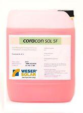 Hochtemperatur Solarfluid Corasol 5 Fertiggebinde 20 L Solarflüssigkeit Frostsch