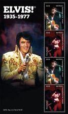 Mayreau 2010 - Elvis Presley - Sheet of 4 Stamps - MNH