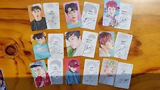 EXO PHOTO CARD ((062-1)) - EX`ACT - The 3rd Album - Lucky One ver. -allof18 - do