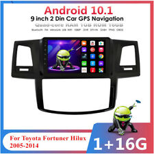 For 2005-14 Toyota Hilux 9'' Android 10.1 Stereo Radio GPS Navi Head Unit Player