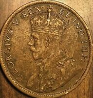 1911 CANADA LARGE CENT 1 CENT PENNY