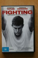 Fighting (DVD, 2010)   Preowned (D206)